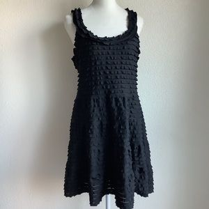 LITTLE BLACK DRESS   Fit & Flare Dress Sleeveless